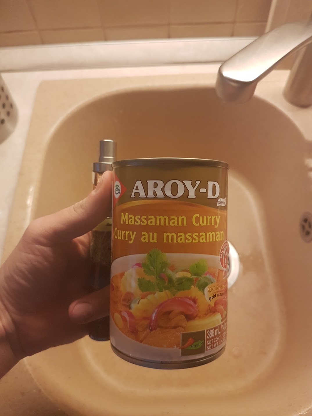Aroy-D Curry at Bongo R&D and Iconjob