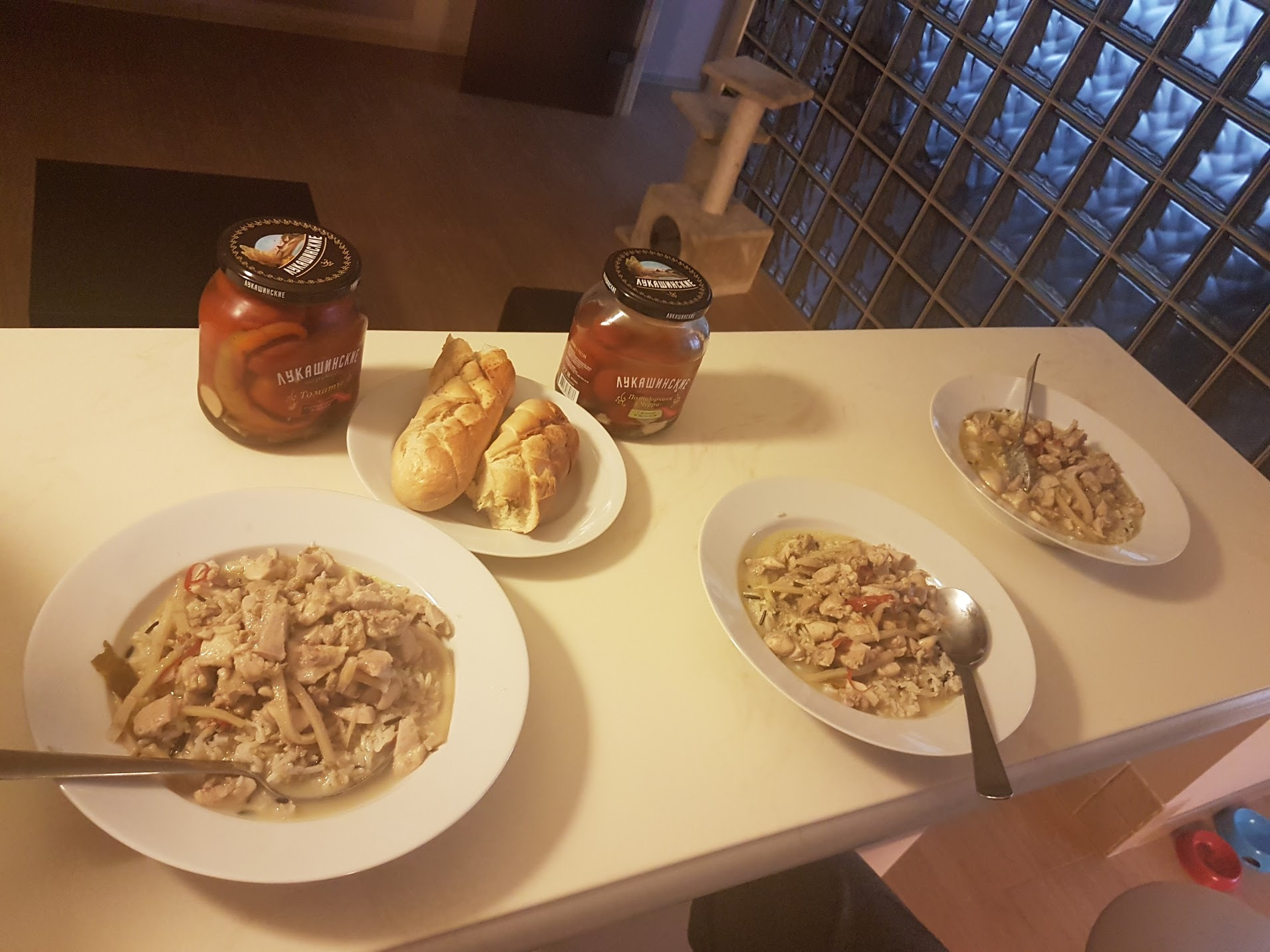 Bongo RD and Iconjob productivity food